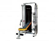 3005A  商用双滑轮训练器