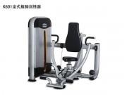 ¥19800 K601坐式推胸训练器
